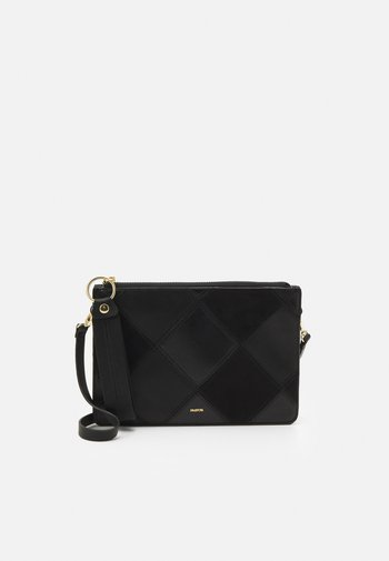 HAND BAG ROMEO - Handbag - black