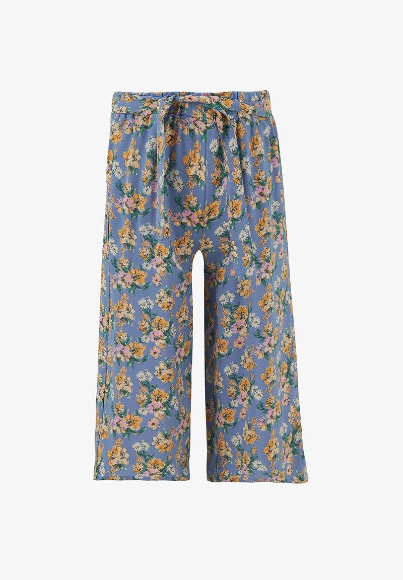 DeFacto - Trousers - blue