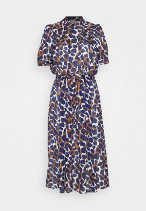 SLFINGER MIDI DRESS  - Day dress - dark blue