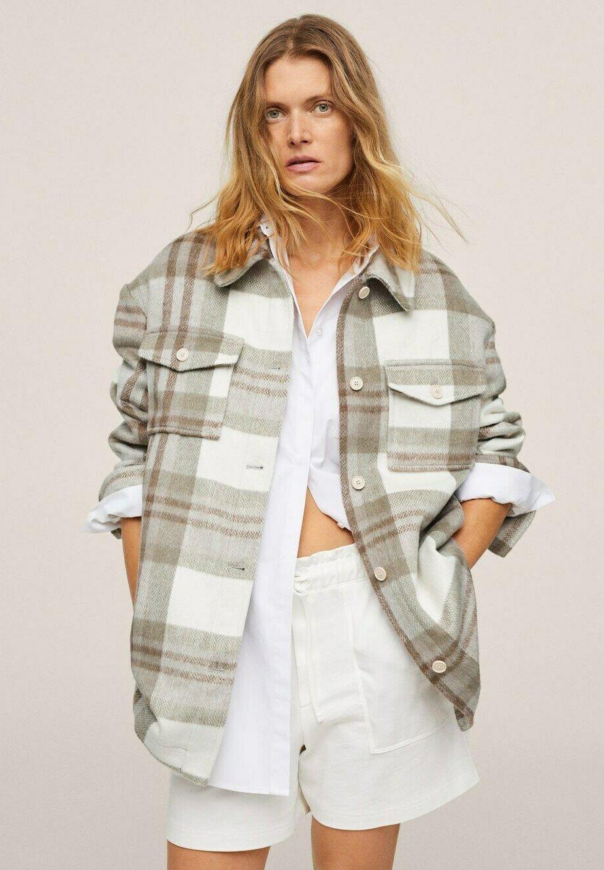 Women OVERSIZED GERUIT  - Light jacket