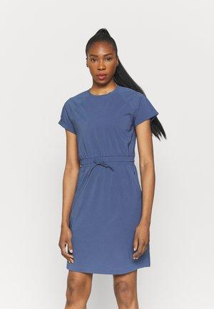 NEVER STOP WEARING DRESS - Sports dress - vintage indigo