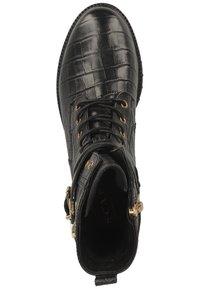 Scapa - Cowboy/biker ankle boot - noir 902 - 1