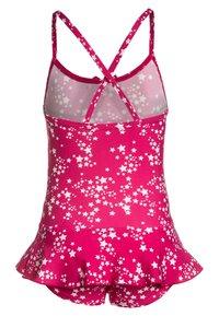 Sanetta - SWIMSUIT - Plavky - heavy pink - 1
