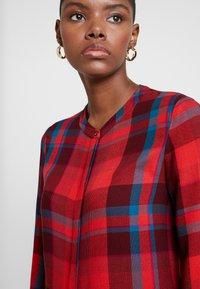 Fabienne Chapot - STUDIO POWDER BLOUSE - Skjorte - red - 3