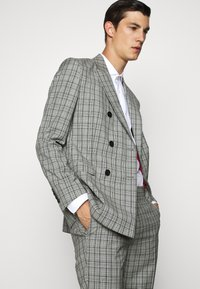 HUGO - Suit jacket - silver - 3