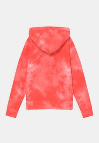 Abercrombie & Fitch - Zip-up hoodie - coral - 1
