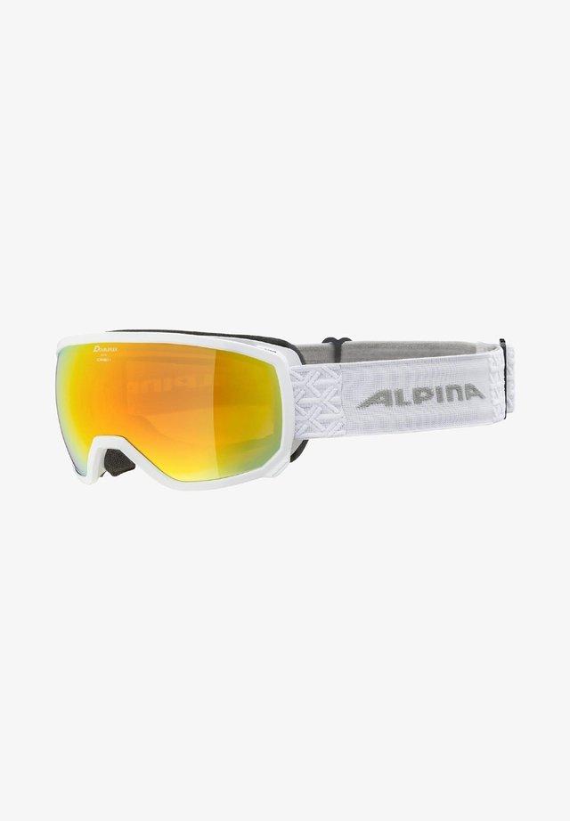 SCARABEO  - Ski goggles - white (a7259.x.12)