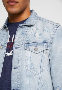 Replay - Denim jacket - super light blue - 5