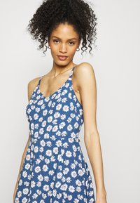 GAP - CAMI MIDI - Day dress - blue - 4