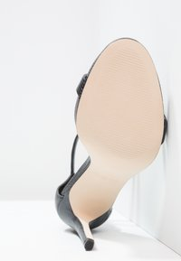 ALDO - CARAA - Sandalias de tacón - black - 4