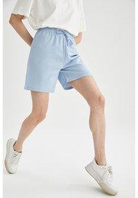 DeFacto - Shorts - blue - 3