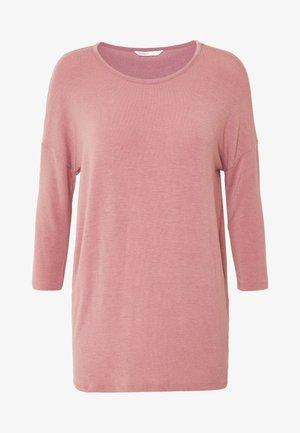 ONLGLAMOUR - Maglietta a manica lunga - adobe rose