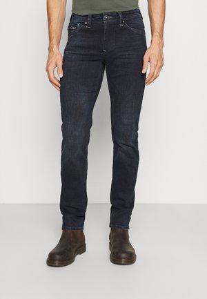 SEAHAM TRACKER - Jeans slim fit - blue black