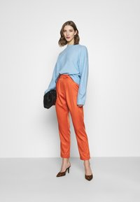 Weekday - AGGIE  - Sweter - light blue - 1