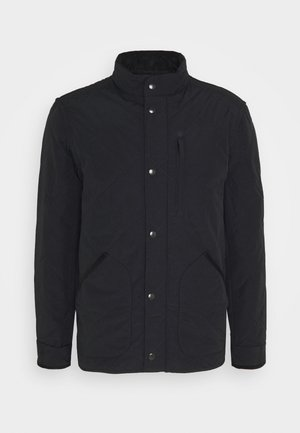 OUTERWEAR JACKET - Summer jacket - midnight navy