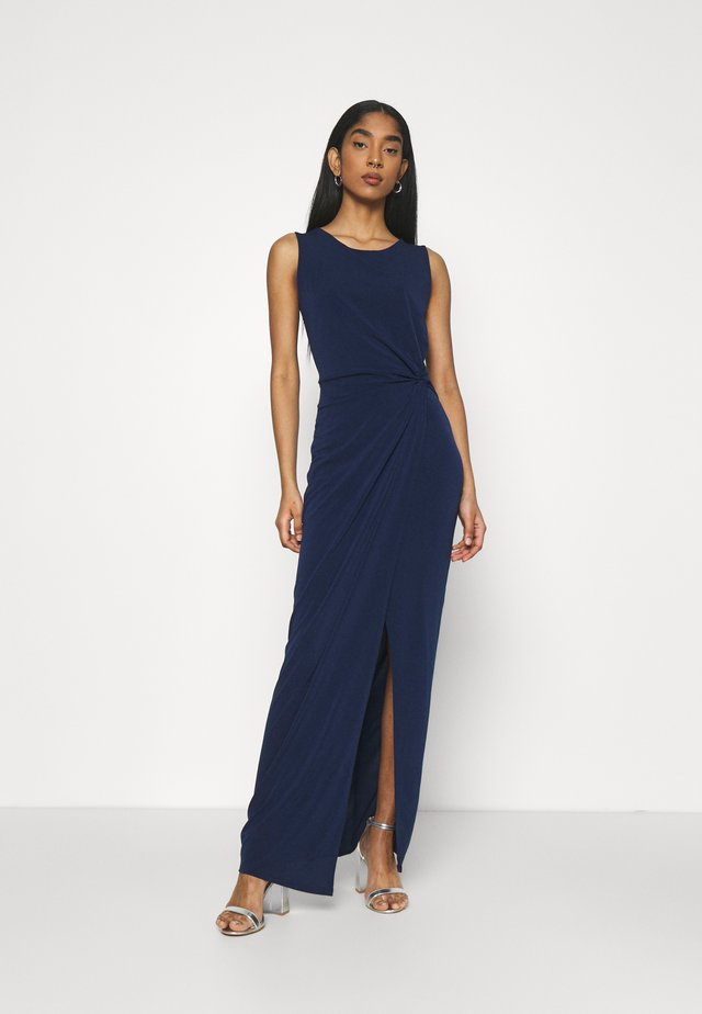 CELESTINE DRESS - Maxi-jurk - navy blue