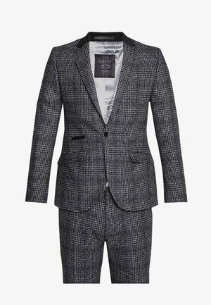 LOWESTOFT SUIT - Suit - charcoal