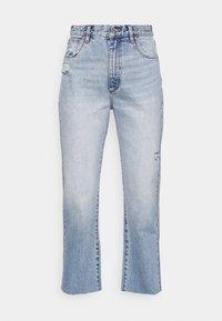 Abrand Jeans - VENICE - Straight leg jeans - aqua aura - 3
