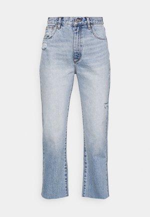 VENICE - Straight leg jeans - aqua aura