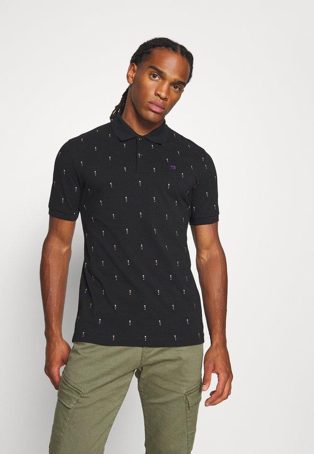 CLASSIC - Poloshirts - black