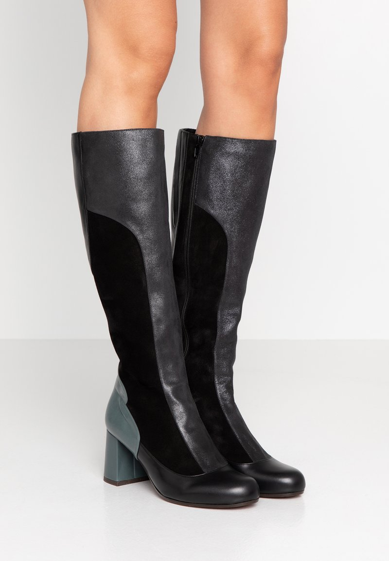 Chie Mihara - MURAL - Boots - multicolor