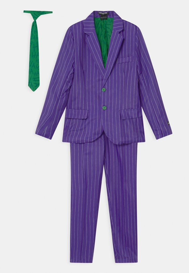 THE JOKER SET - Verkleedkleding - purple
