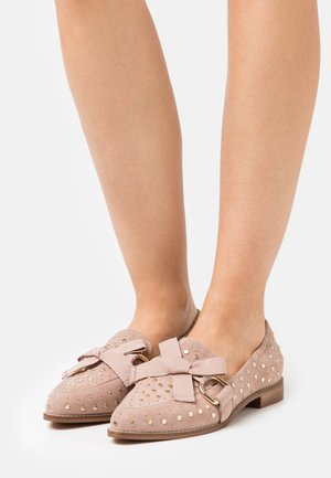 MAKE MY DAY - Loafers - nude