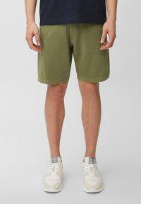 Marc O'Polo - Shorts - aged oak - 0