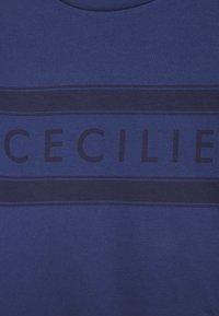 CECILIE copenhagen - MANILA - Sweatshirt - twilight blue - 6