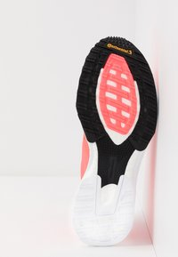 adidas Performance - ADIZERO ADIOS 5 - Competition running shoes - signal pink/core black/copper metallic - 4