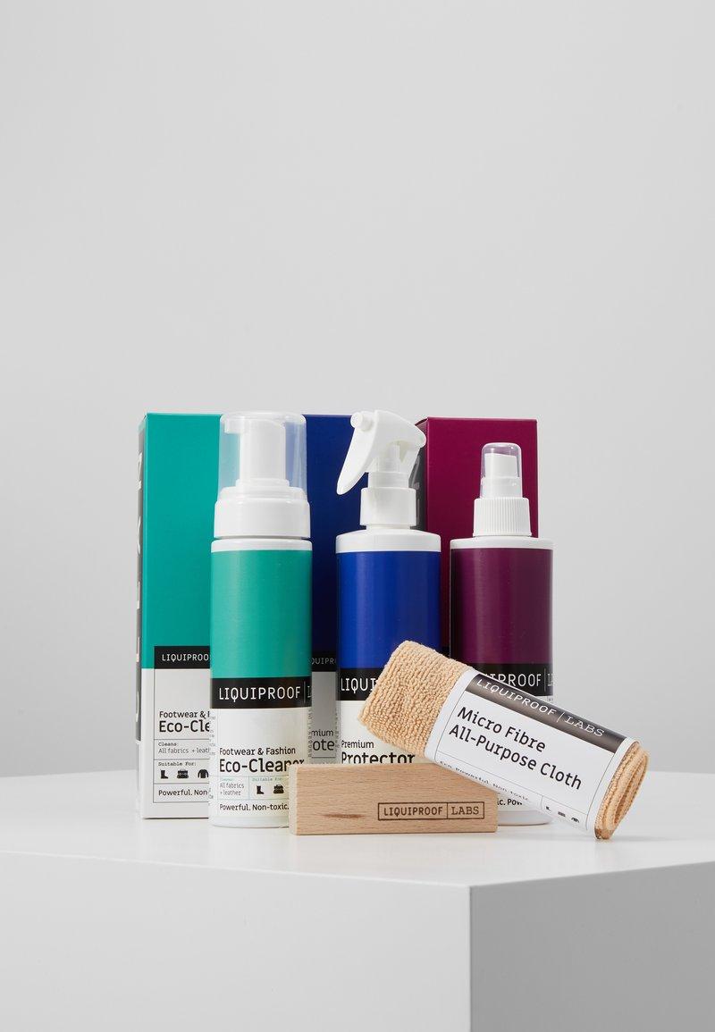 Liquiproof - SET - Produkty do pielęgnacji obuwia - kit010b