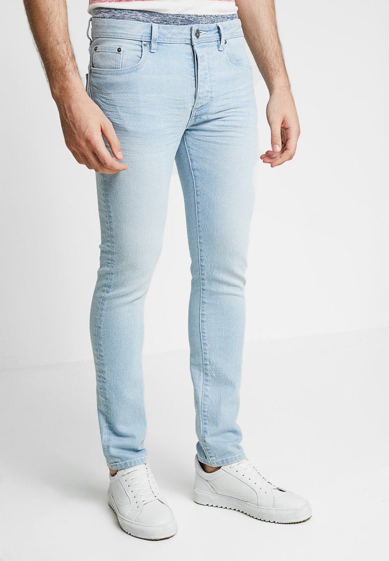 Pier One - Jeans Skinny Fit - bleached denim