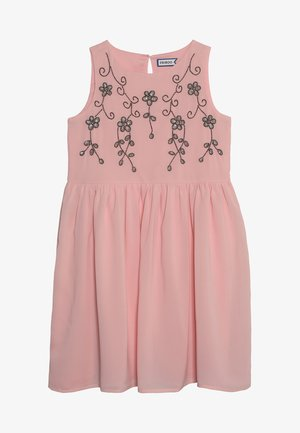 Day dress - powder pink