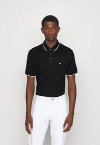 Emporio Armani - Polo shirt - nero - 0