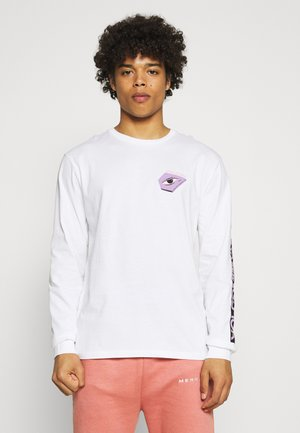 M. LOEFFLER FA LS - Long sleeved top - white