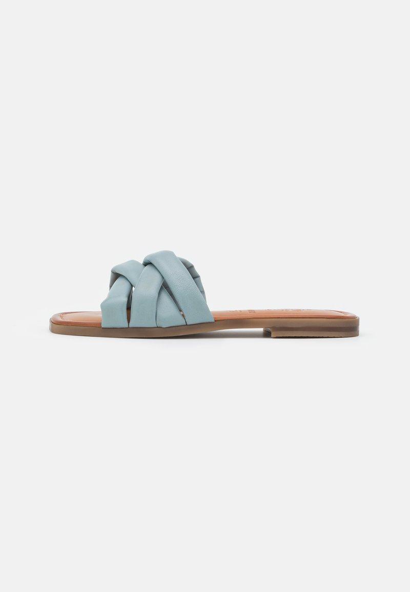 s.Oliver - Mules - light blue