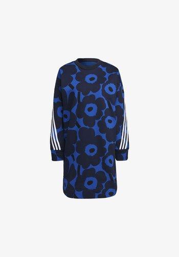 Sports dress - blue