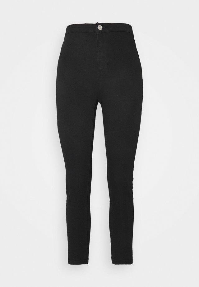 OUTLAW - Kalhoty - black