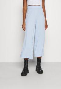 Monki - Trousers - blue - 0