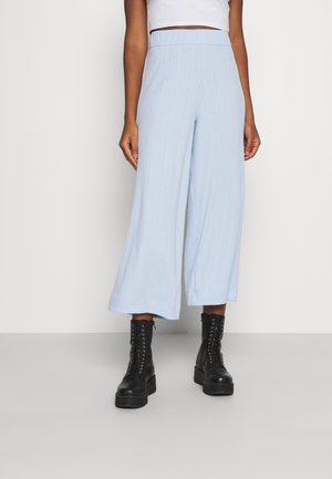 CILLA TROUSERS - Trousers - blue