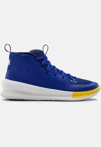Under Armour - UA JET - Basketball shoes - royal - 4