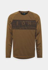 ION - SCRUB  - Pitkähihainen paita - mud brown - 0