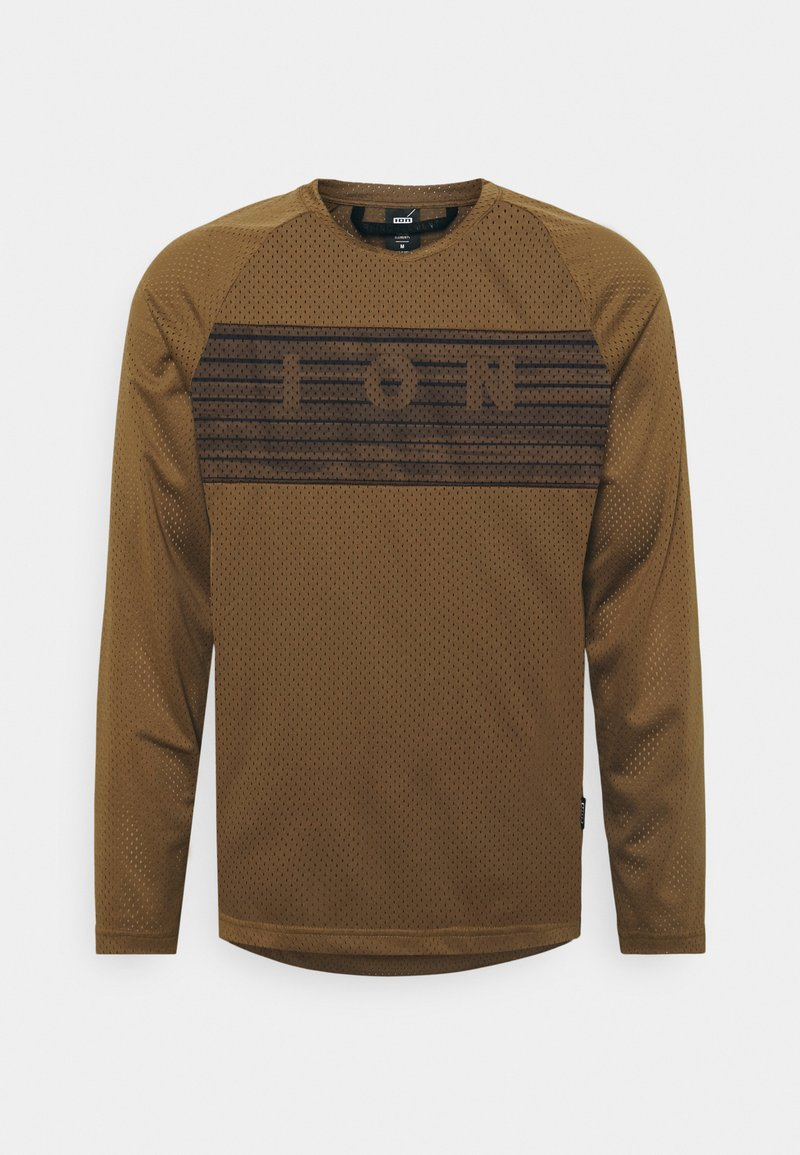 ION - SCRUB  - Pitkähihainen paita - mud brown