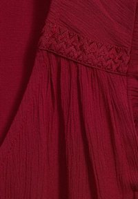 Street One - IN UNIFARBE - Blouse - rot - 4