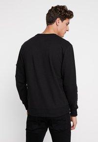 Alpha Industries - Sweatshirt - black - 2
