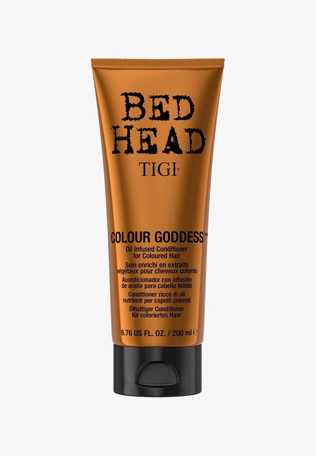 BED HEAD COLOUR-GODDESS CONDITIONER 200ML - Après-shampoing - neutral