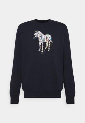 FIT ZEBRA UNISEX - Sweatshirt - dark blue