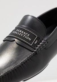 Versace Collection - Mocassini - black - 5