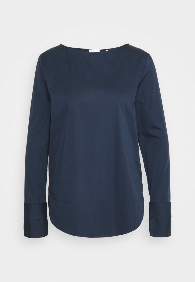 LILLIA  - Long sleeved top - dunkelblau