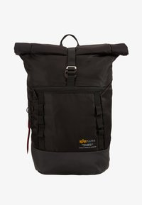 Alpha Industries - CREW BACKPACK - Sac à dos - black - 7